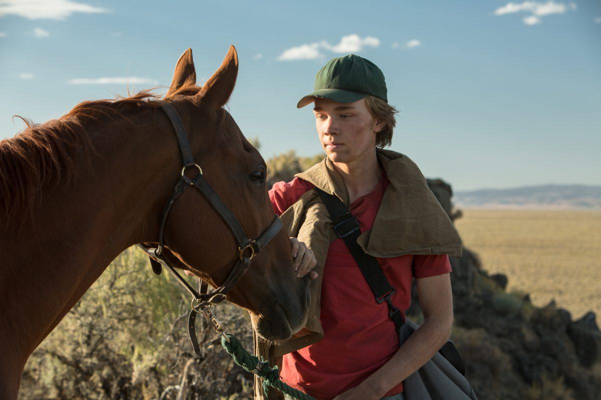 Charlie Plummer in 'Lean on Pete.'