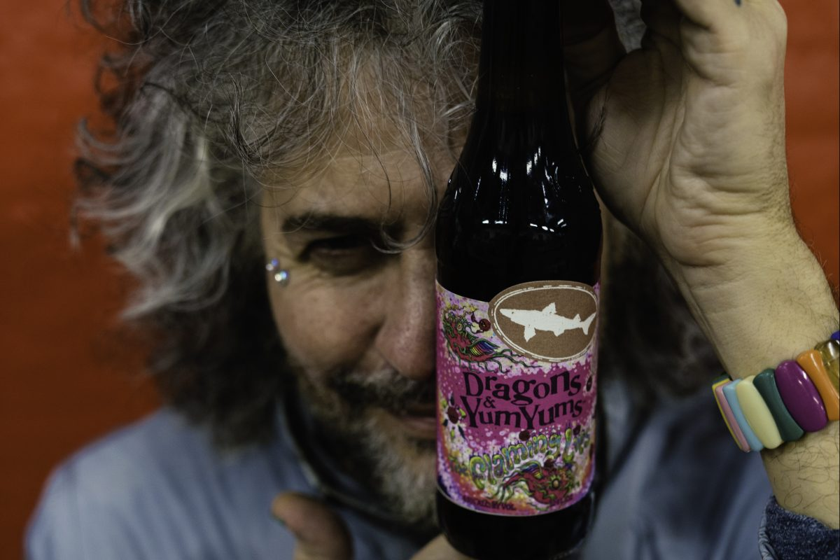 The Flaming Lips and Dogfish Head are collaborating a new beer/record hybrid for Record Store Day on April 21