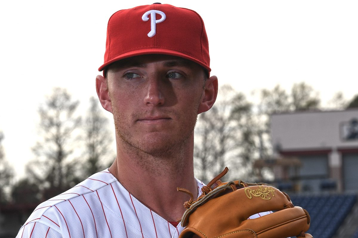 Lefthander Brandon Leibrandt has not allowed a run pitching out of the bullpen for the Phillies' triple-A Lehigh Valley affiliate.