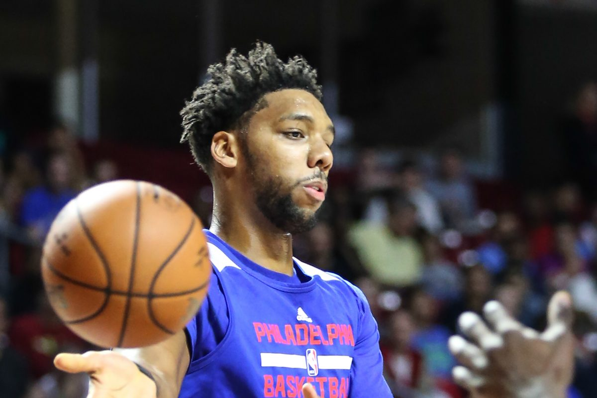Just two years ago, Jahlil Okafor was the prize from the NBA draft. That was then.