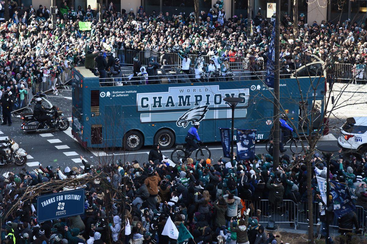 The Eagles released a documentary celebrating Philadelphia's Super Bowl LII-winning season.