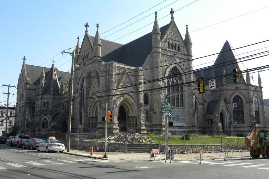 Another ornate Philadelphia church faces the wrecking ball | Inga Saffron - Philly