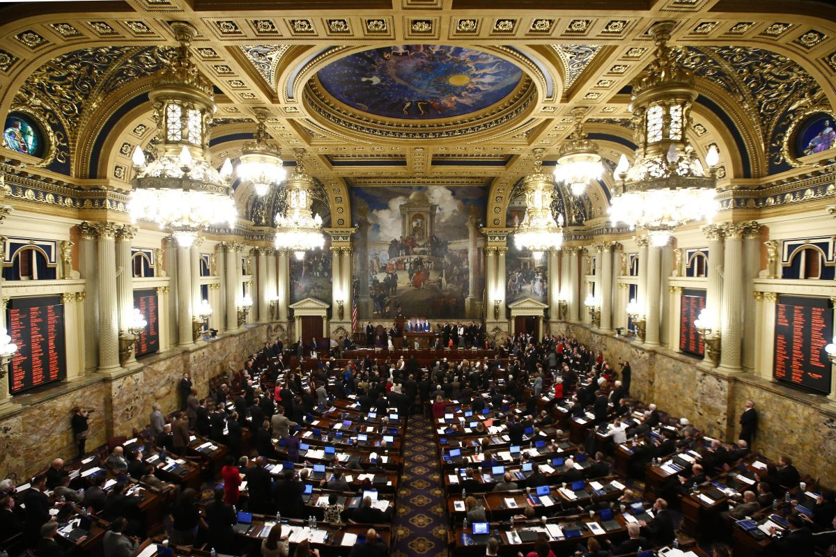 Pennsylvania's General Assembly is not only one of the nation's largest legislatures, it's also one of the better paid.
