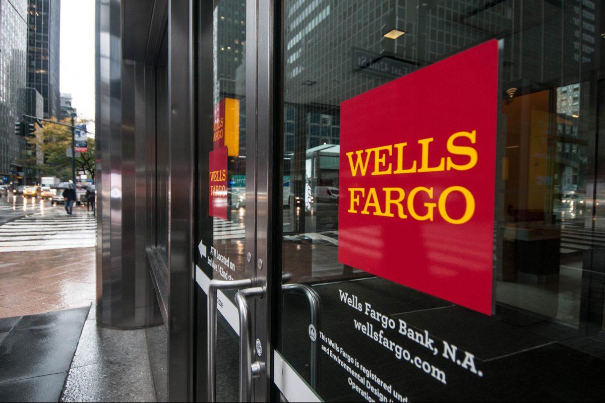 Wells Fargo is facing a $1 billion fine.
