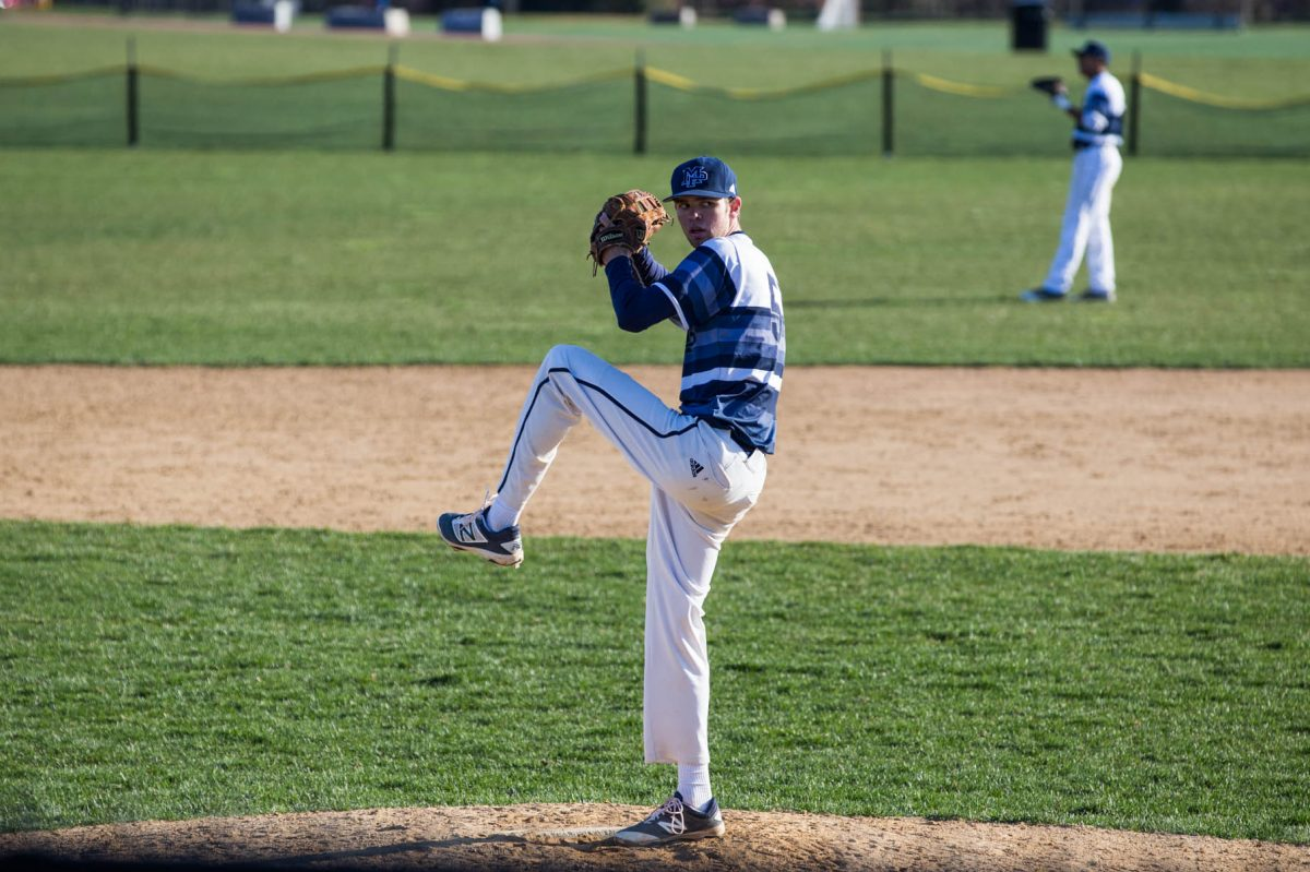 Billy Corcoran struck out nine in 6 2/3 innings as Malvern Prep downed Springside Chestnut Hill.