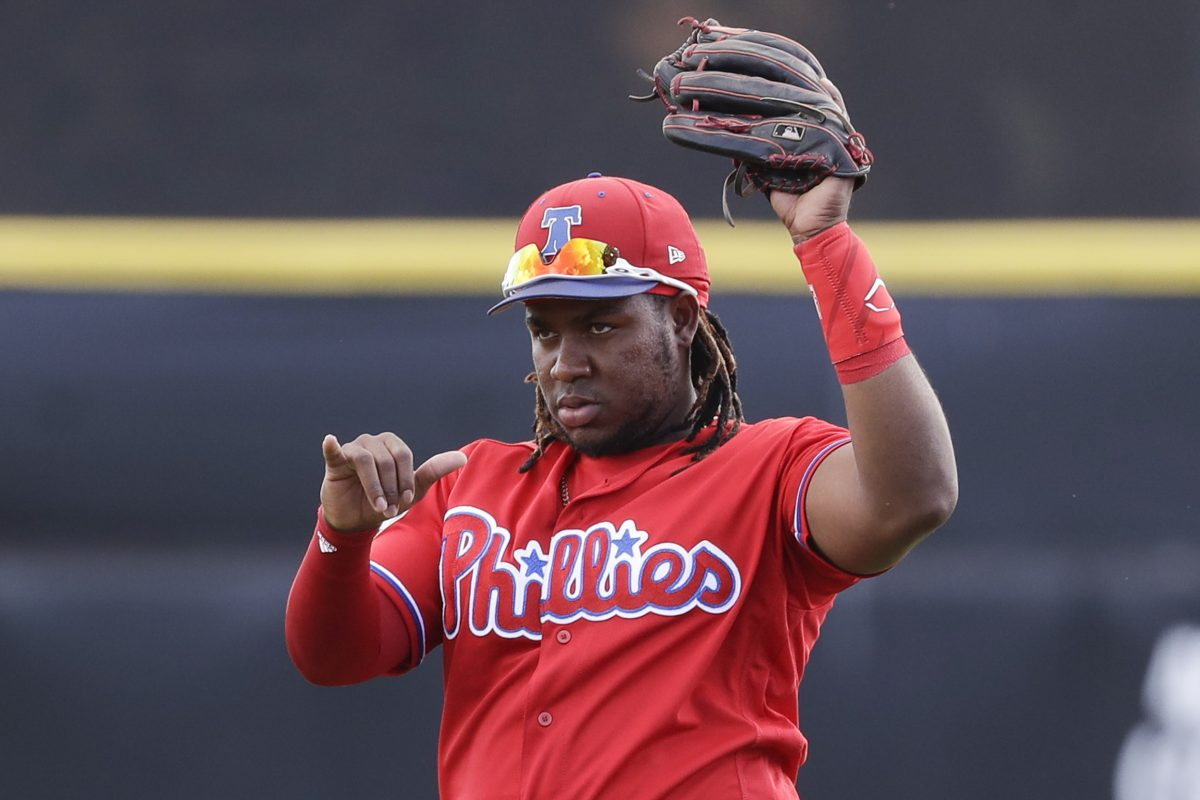 Phillies third baseman Maikel Franco hasn't started much against righthanded pitchers.