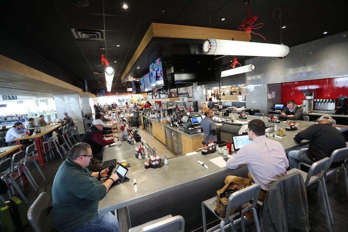 Are Phl Rental Car Agencies In The Airport
