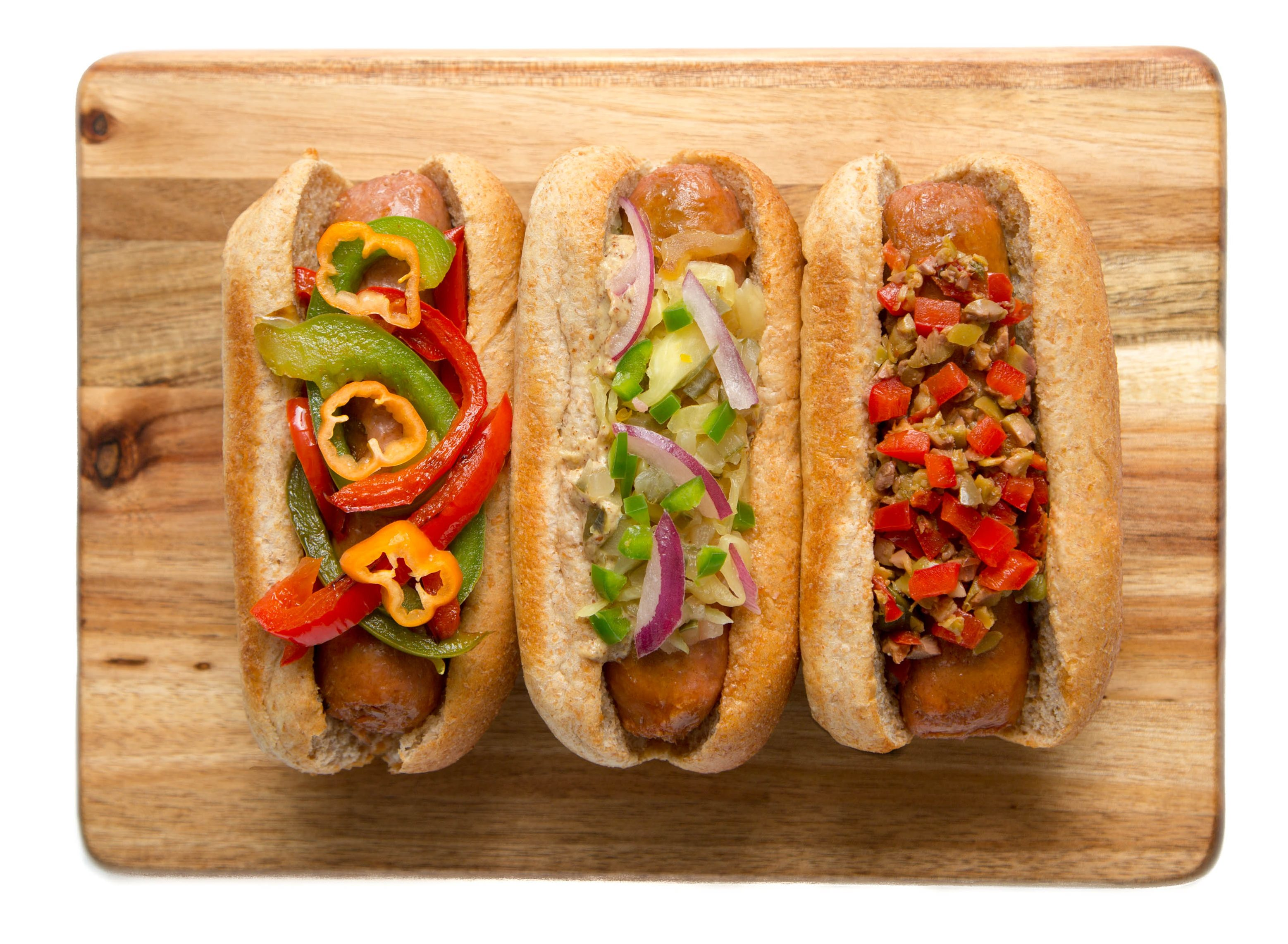 A new sausage product, a plant-based creation from Beyond Meat, is flying out of area Whole Foods as soon as it hits the shelves.