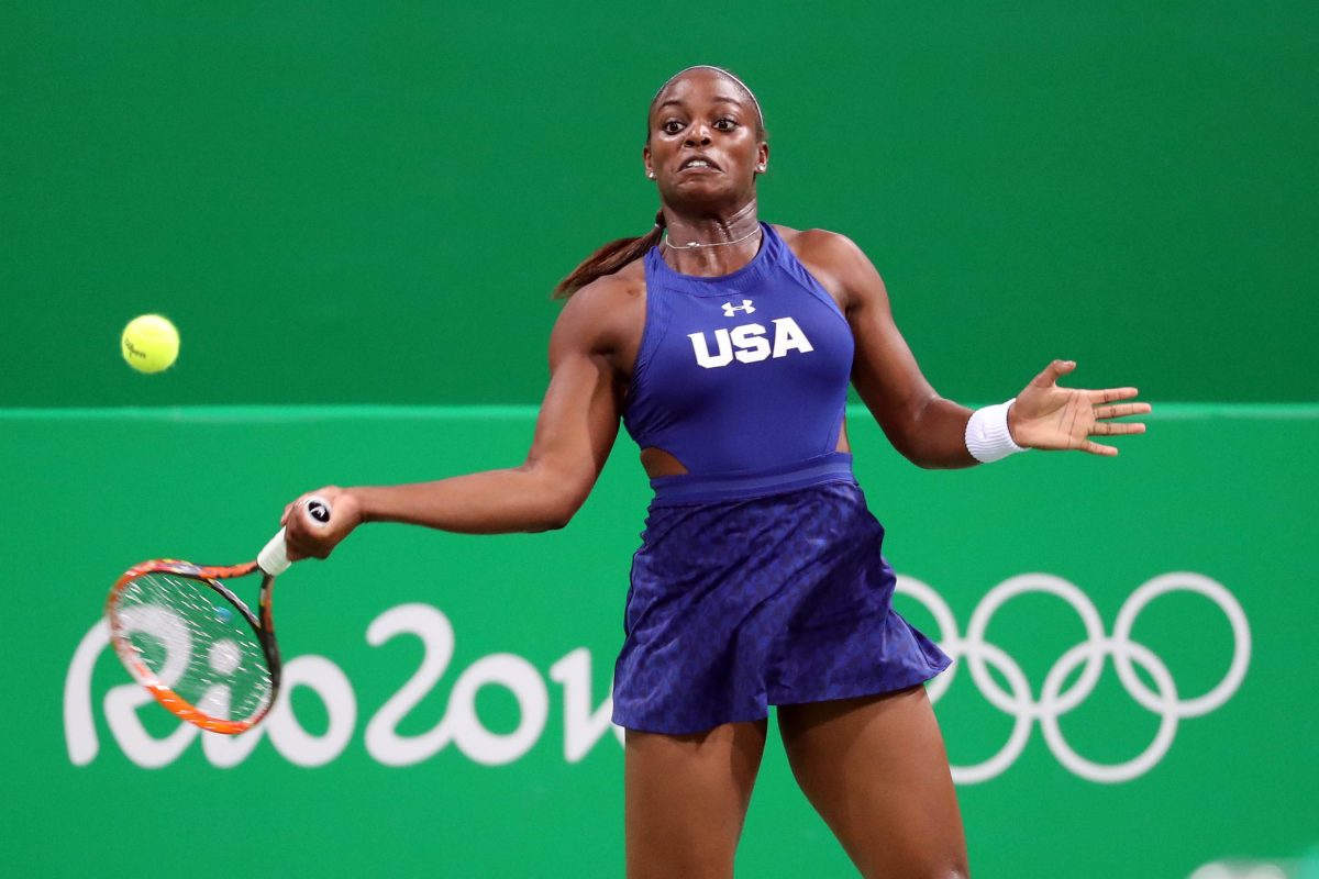 Sloane Stephens last played at the 2016 Rio Olympics. She will return from a foot injury at Wimbledon next week and then join the Freedoms later in July.