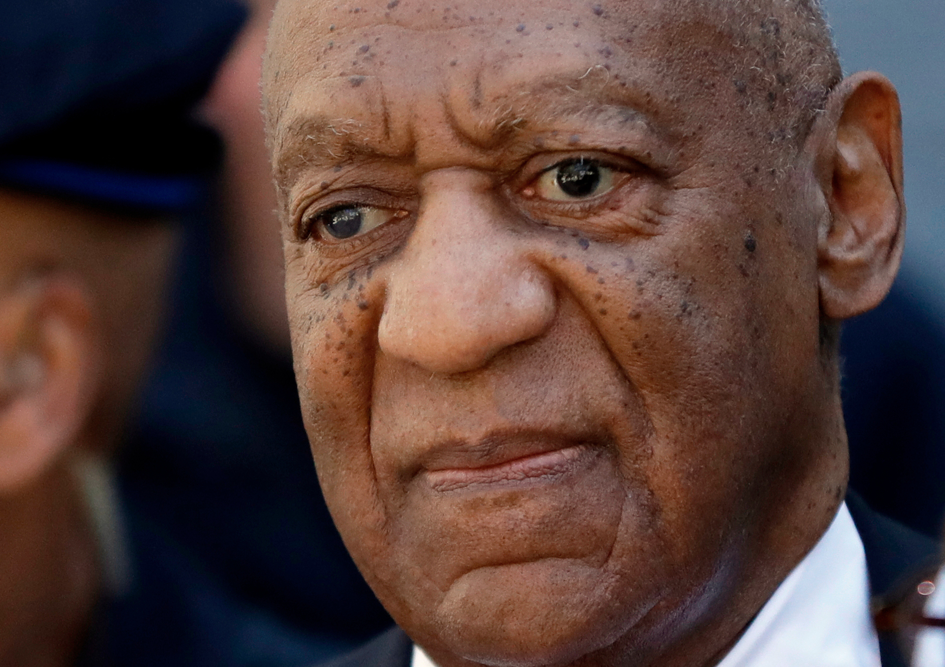 Actor and comedian Bill Cosby departs the courthouse after he was found guilty in his sexual assault retrial