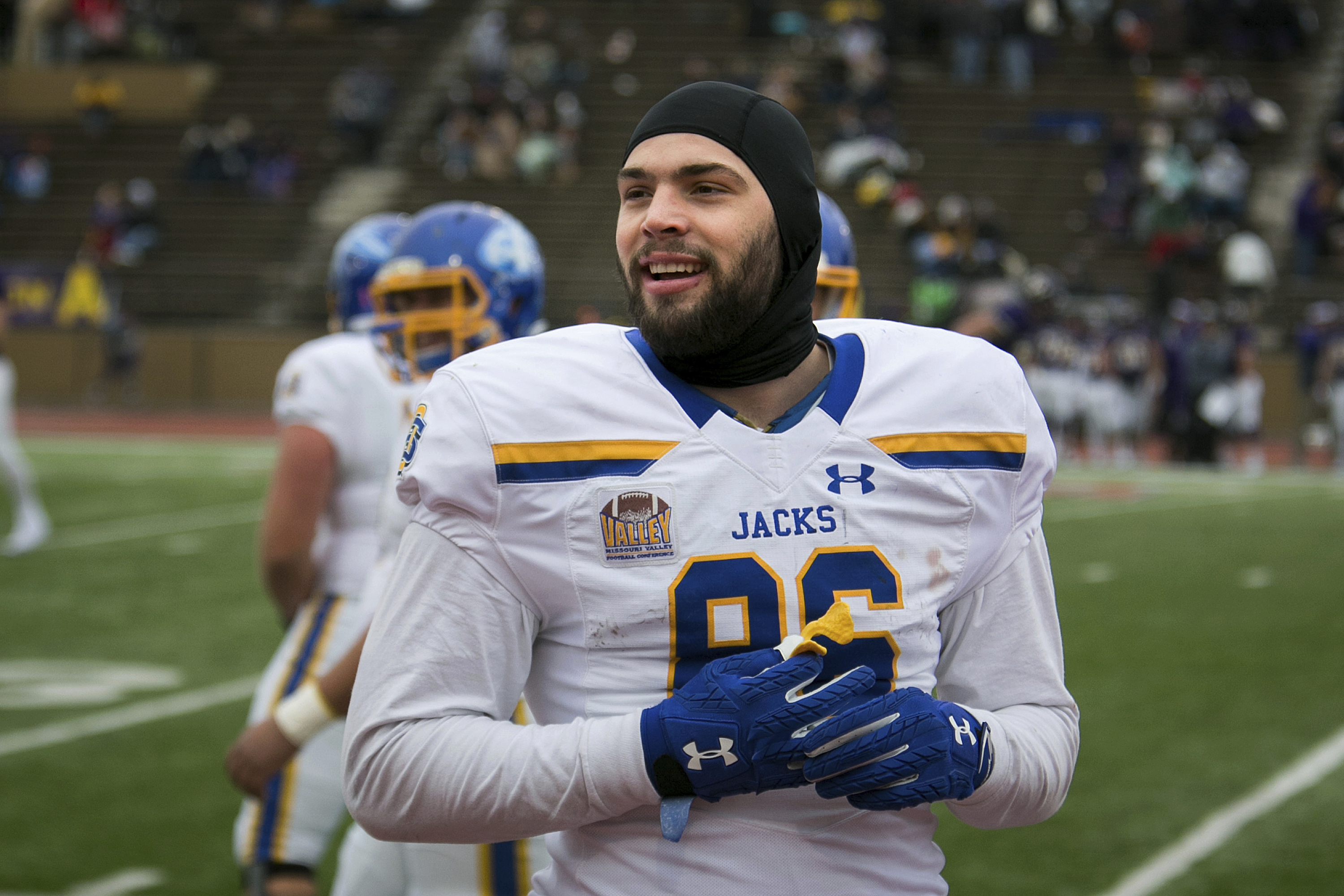 What´s the reaction to the Eagles drafting Dallas Goedert?