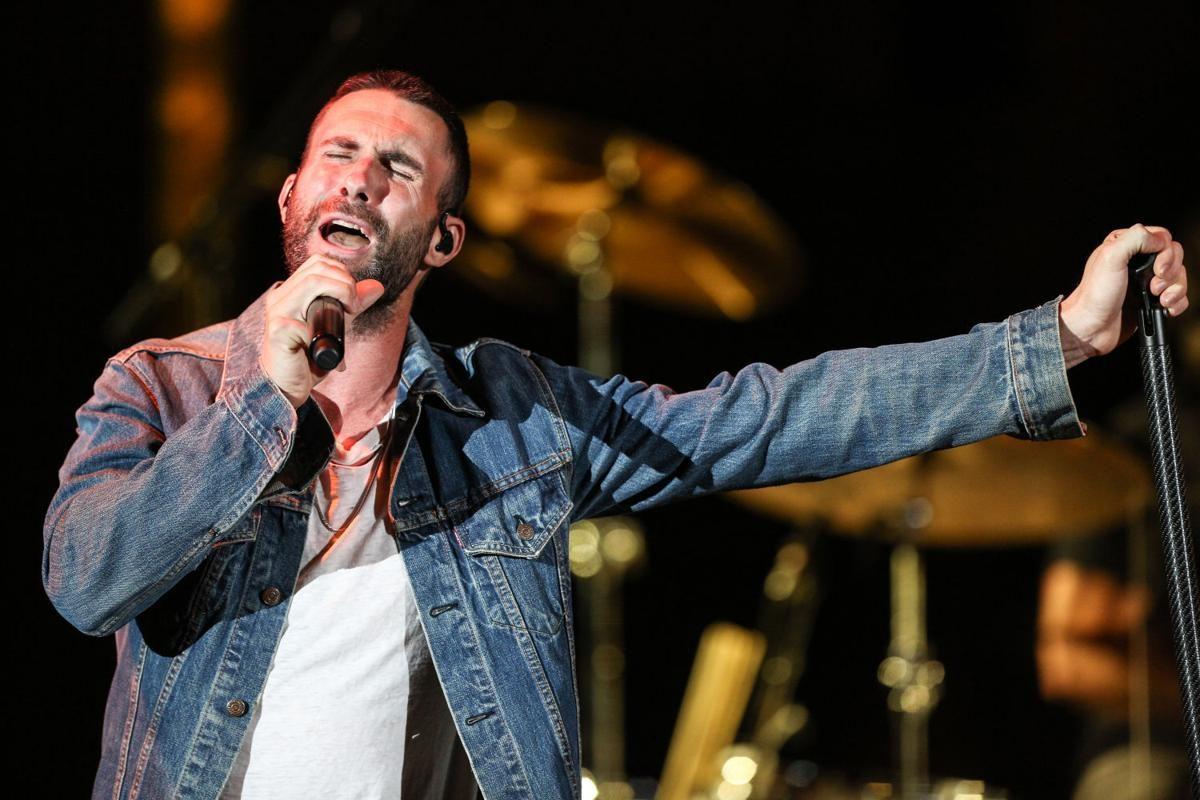 Maroon 5 Hairstyle: Philadelphia Entertainment, Style, Music, Nightlife