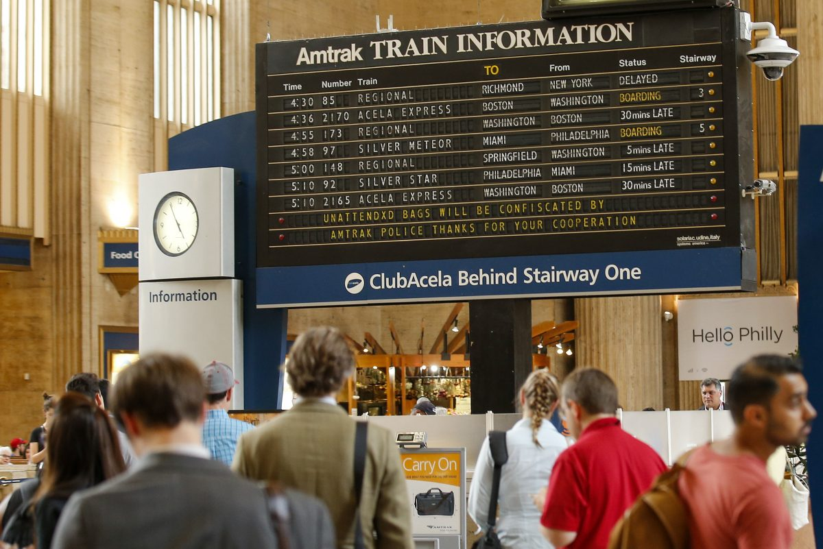 30th street station security failures pose risk to passengers amtrak finds philly