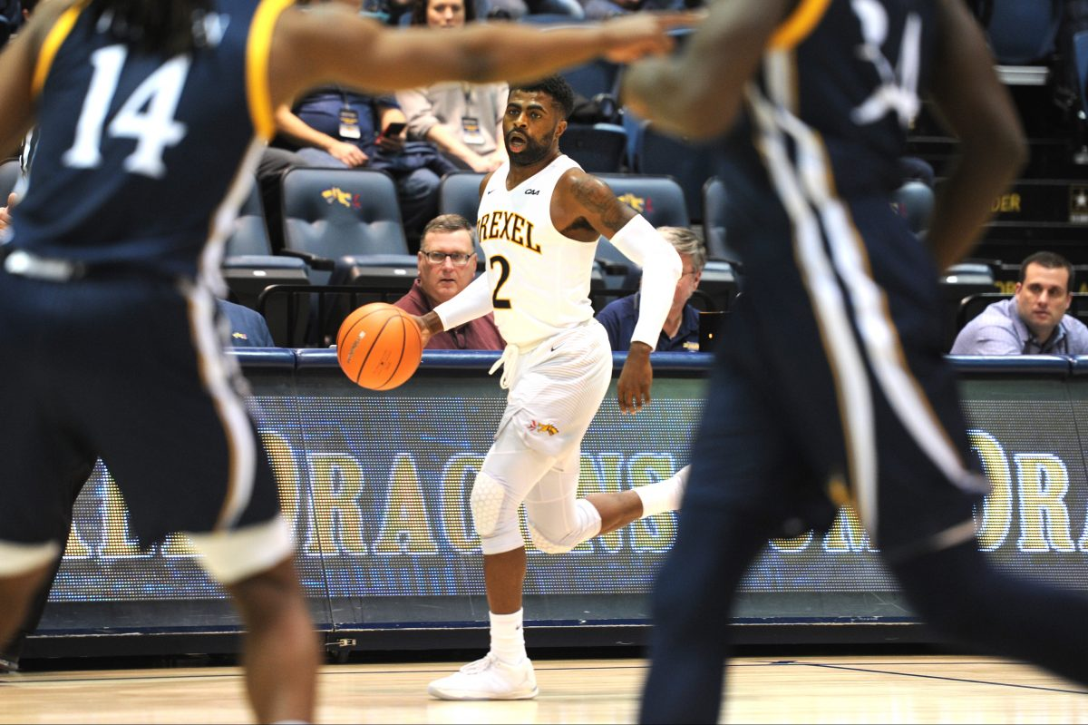 Drexel's Tramaine Isabell is planning to graduate this summer and pursue other opportunities outside of Drexel next season.