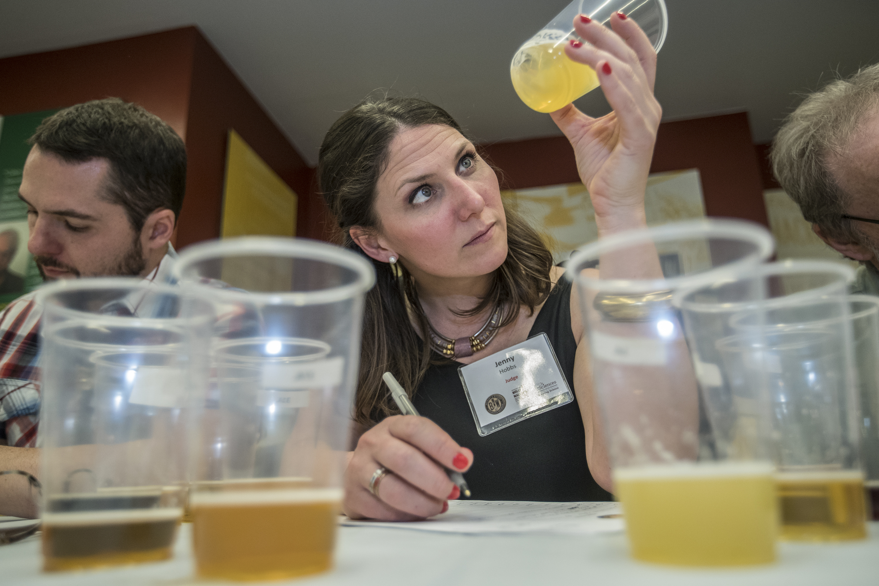 Jenny Hobbs rates beers in the new beer category.