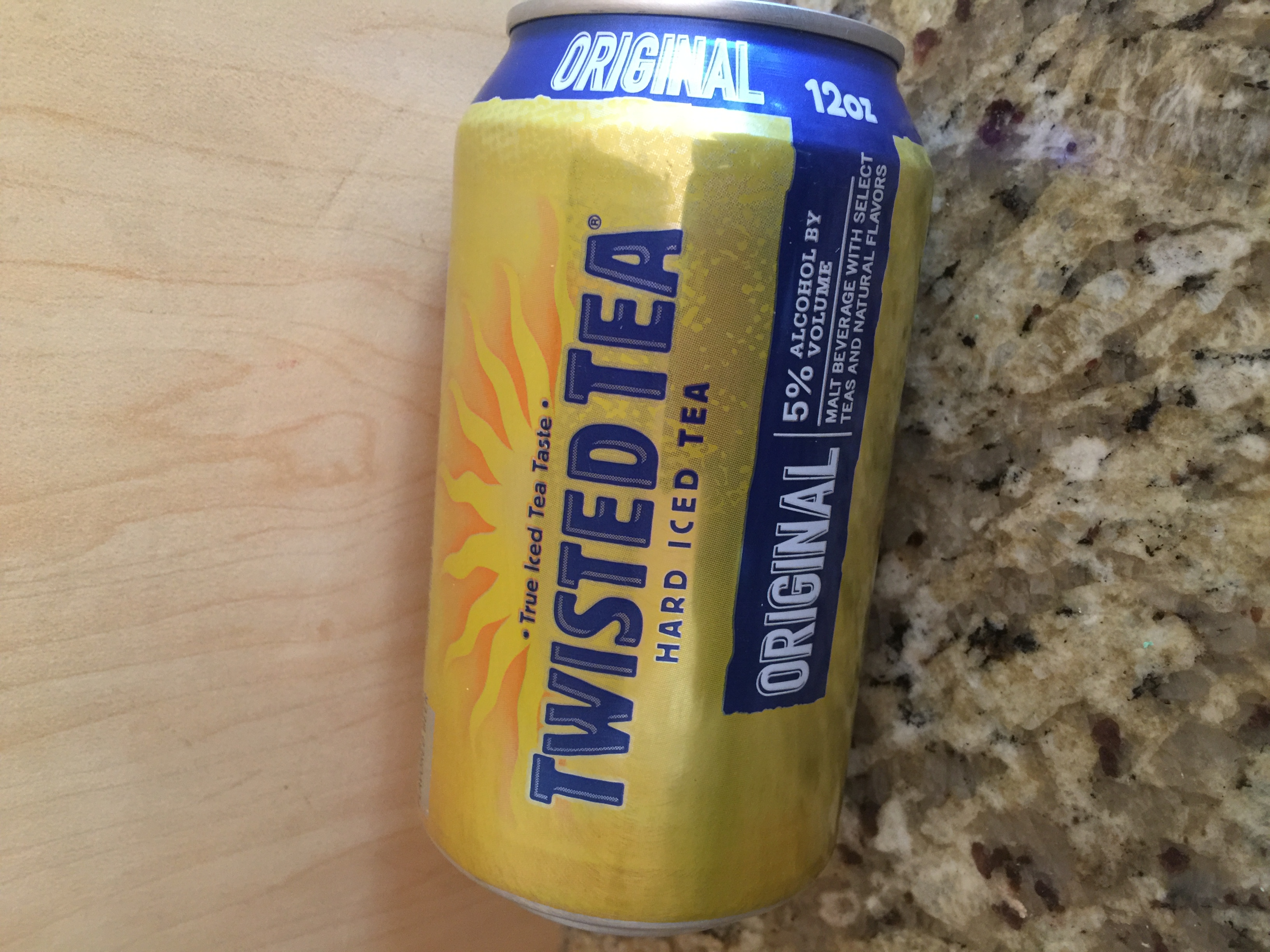 Kayla Ryder was suspended after taking a can of Twisted Tea to school in her lunch and sharing it with her schoolmates. She mistook the tea, which is 5 percent alcohol for a regular bottle of tea.