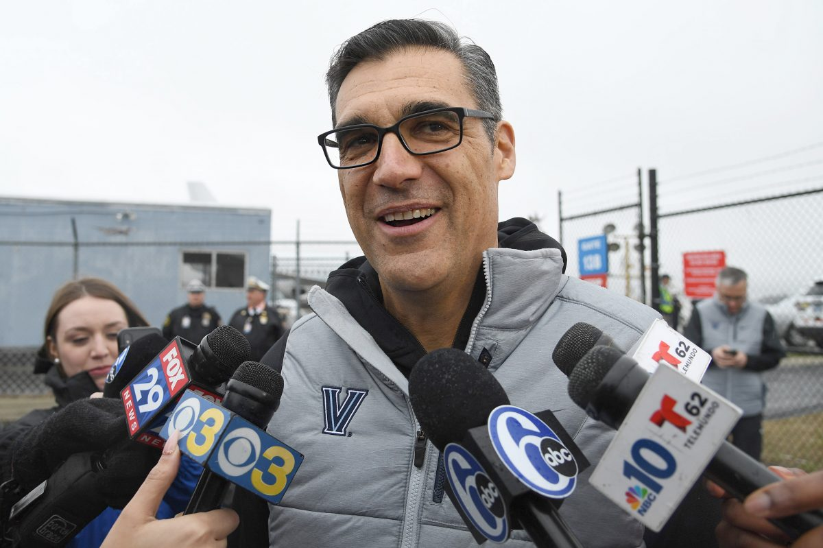 How many returning players will Jay Wright have on his roster for the 2018-19 season? He won't know for sure until May 30.