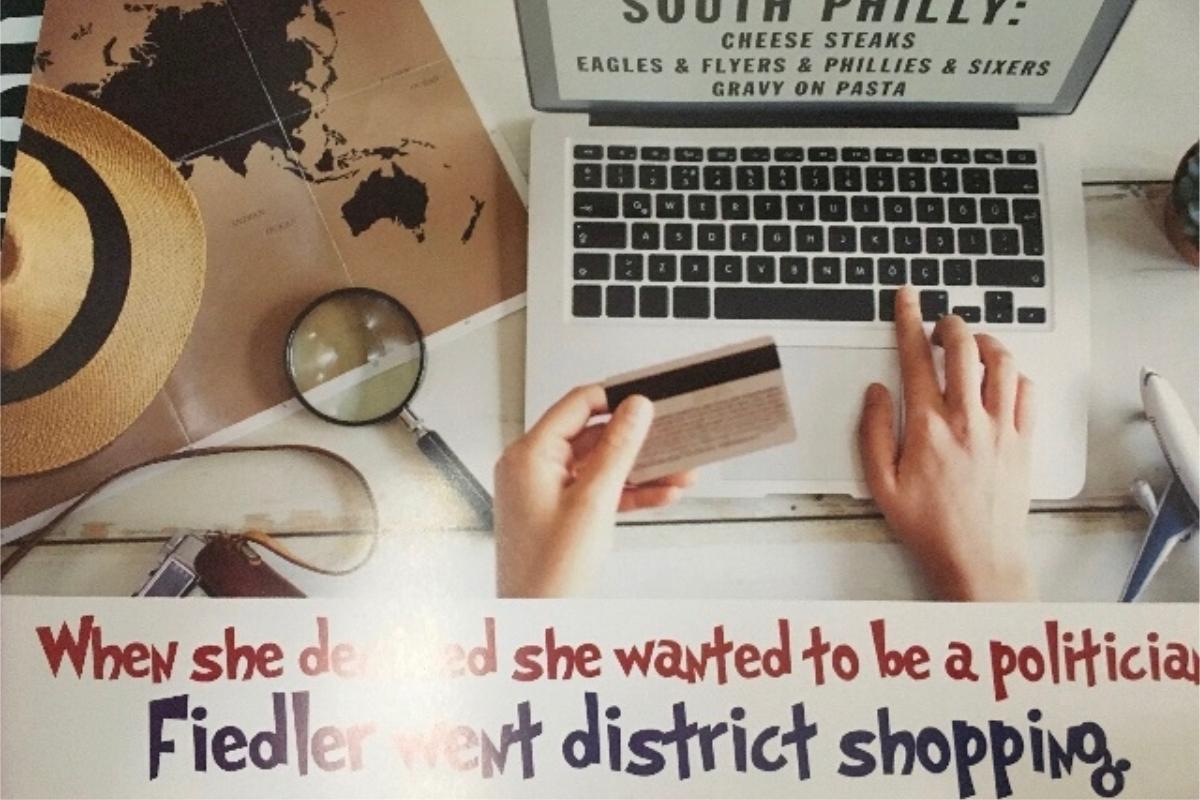 An anti-Fiedler ad.