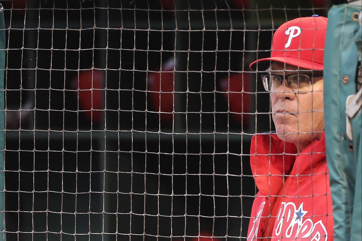 Pete Mackanin is part of the solution, not part of the problem. Will the Phillies recognize that?