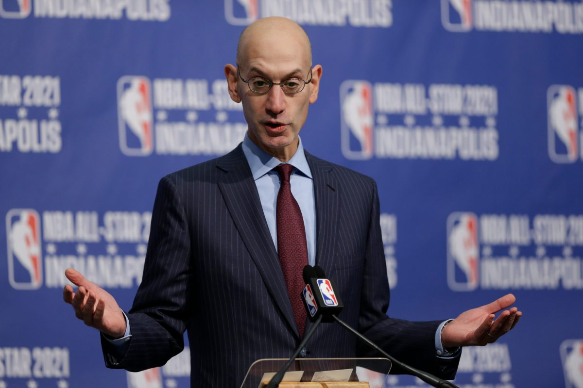 "NBA commissioner Adam Silver calls the Jr. NBA World Championship ""another significant step in our effort to promote youth basketball globally."""