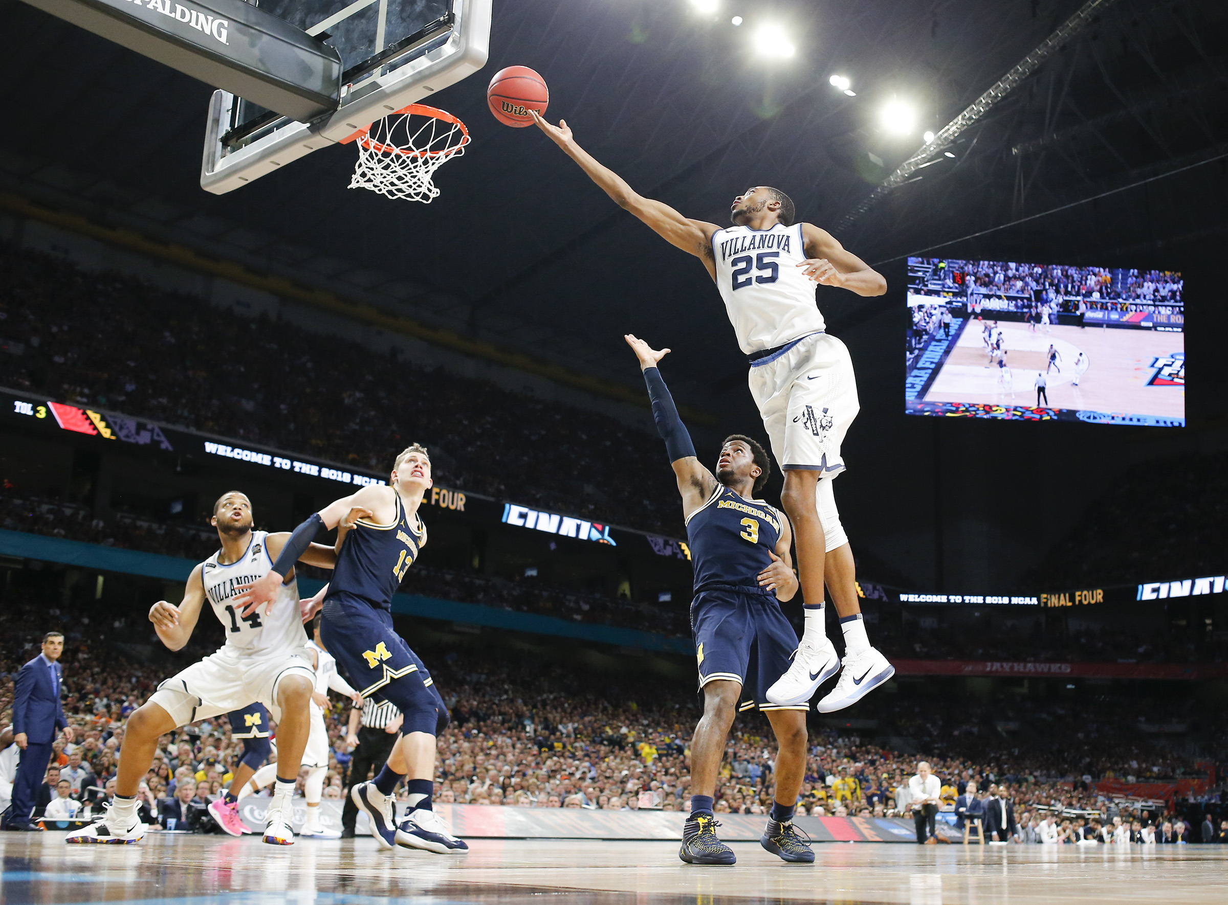 Players like Mikal Bridges, who can shoot and defend, are the future of the NBA.