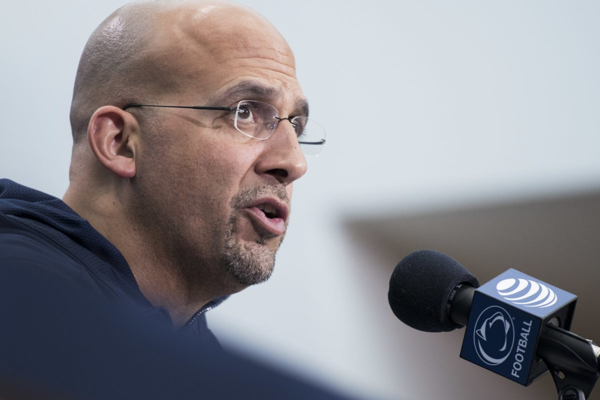 James Franklin's recruiting has picked up in the last week, with five commitments coming in within the past five days.