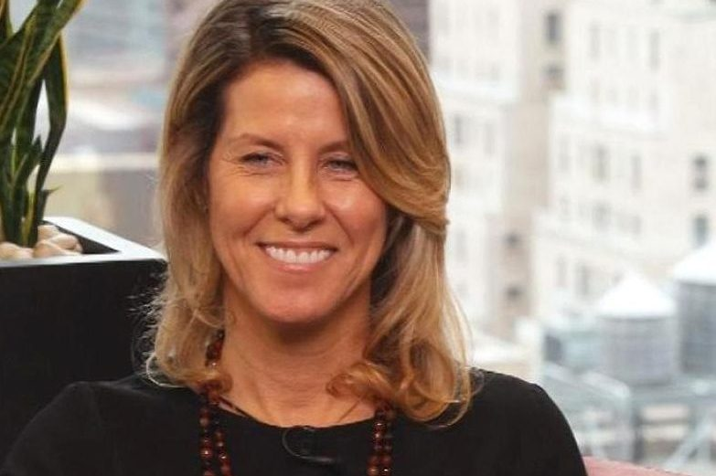 Marla Ryan, new CEO of Destination Maternity (Courtesy: CNBC)