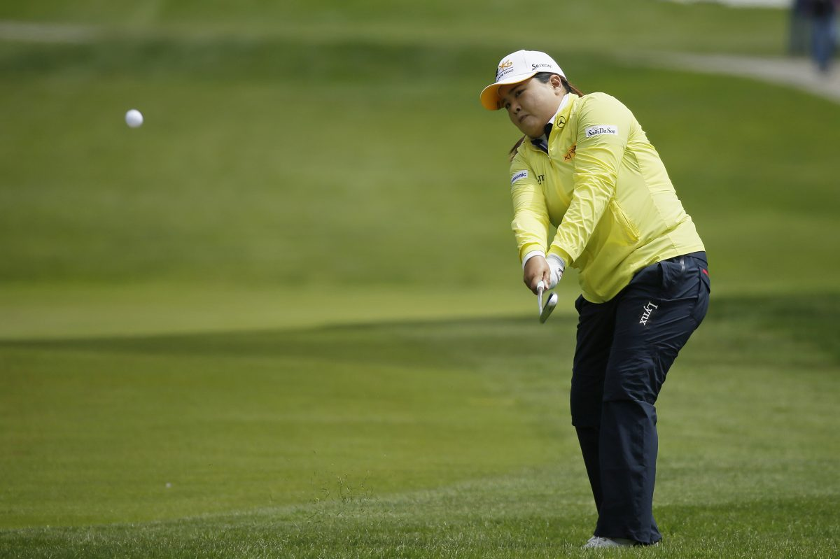 Inbee Park, ramping up for the Valley Fore Invitational, could be one of the LPGA's breakout stars.