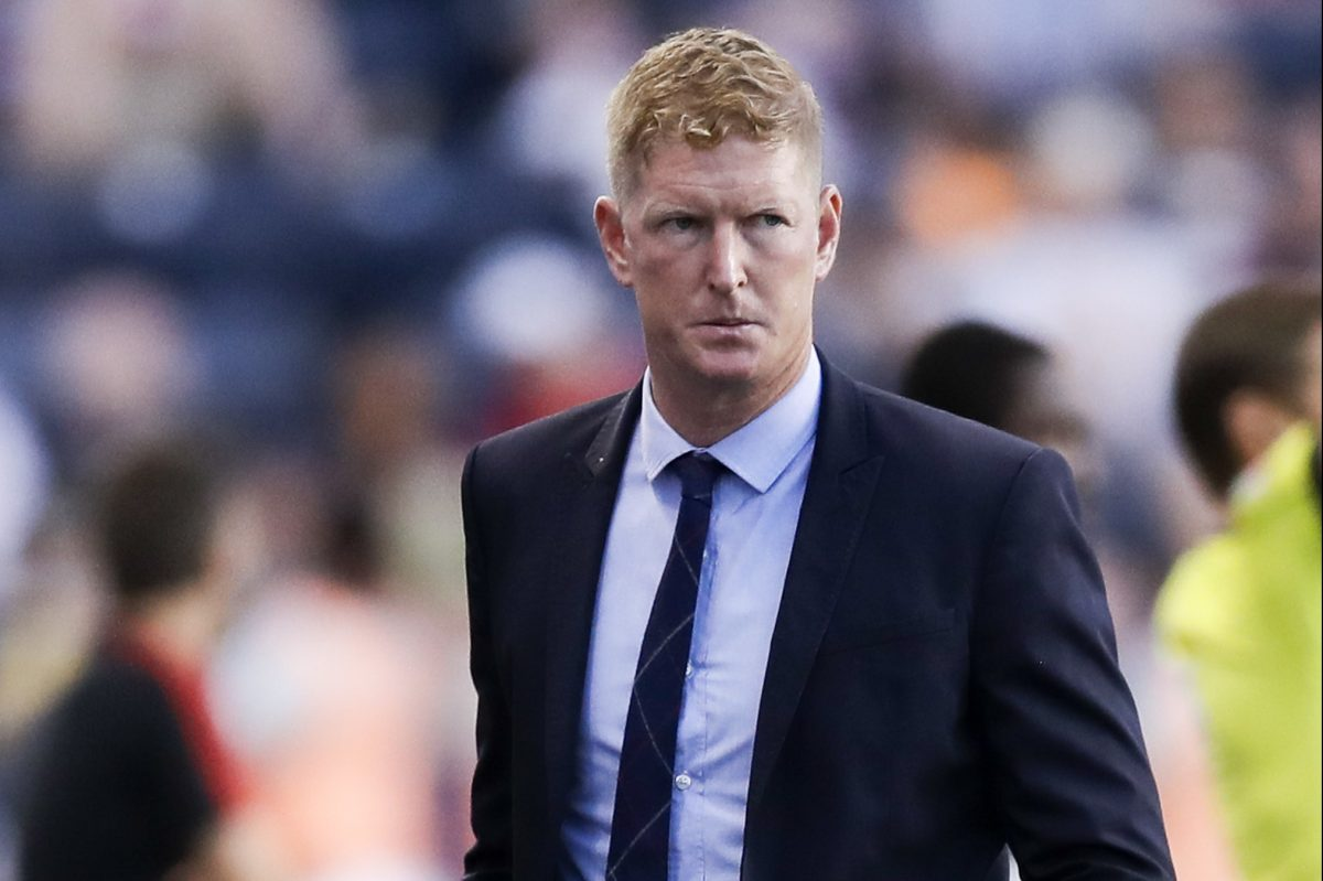 Coach Jim Curtin's Union team came up short on penalty kicks.