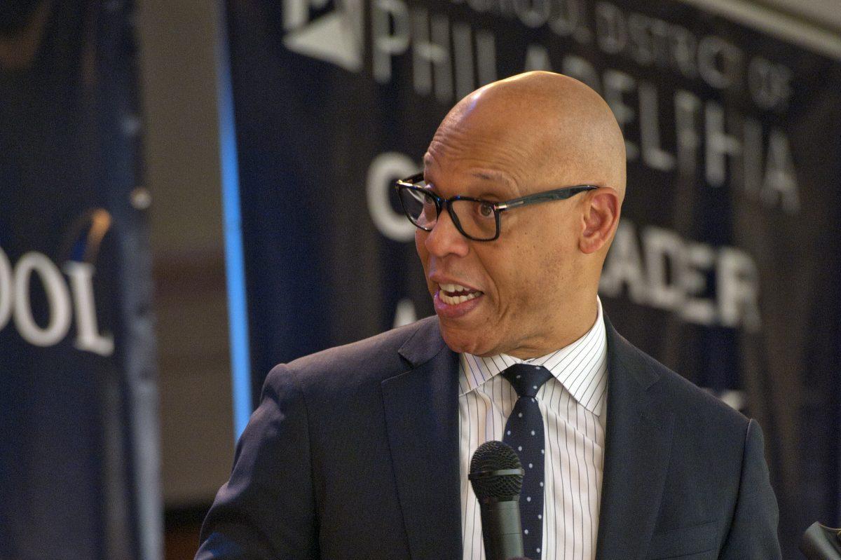 William R. Hite Jr., superintendent of Philadelphia schools.