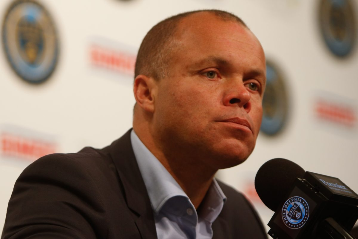 Philadelphia Union sporting director is in negotiations with the U.S. Soccer Federation to become the men´s national team´s general manager.