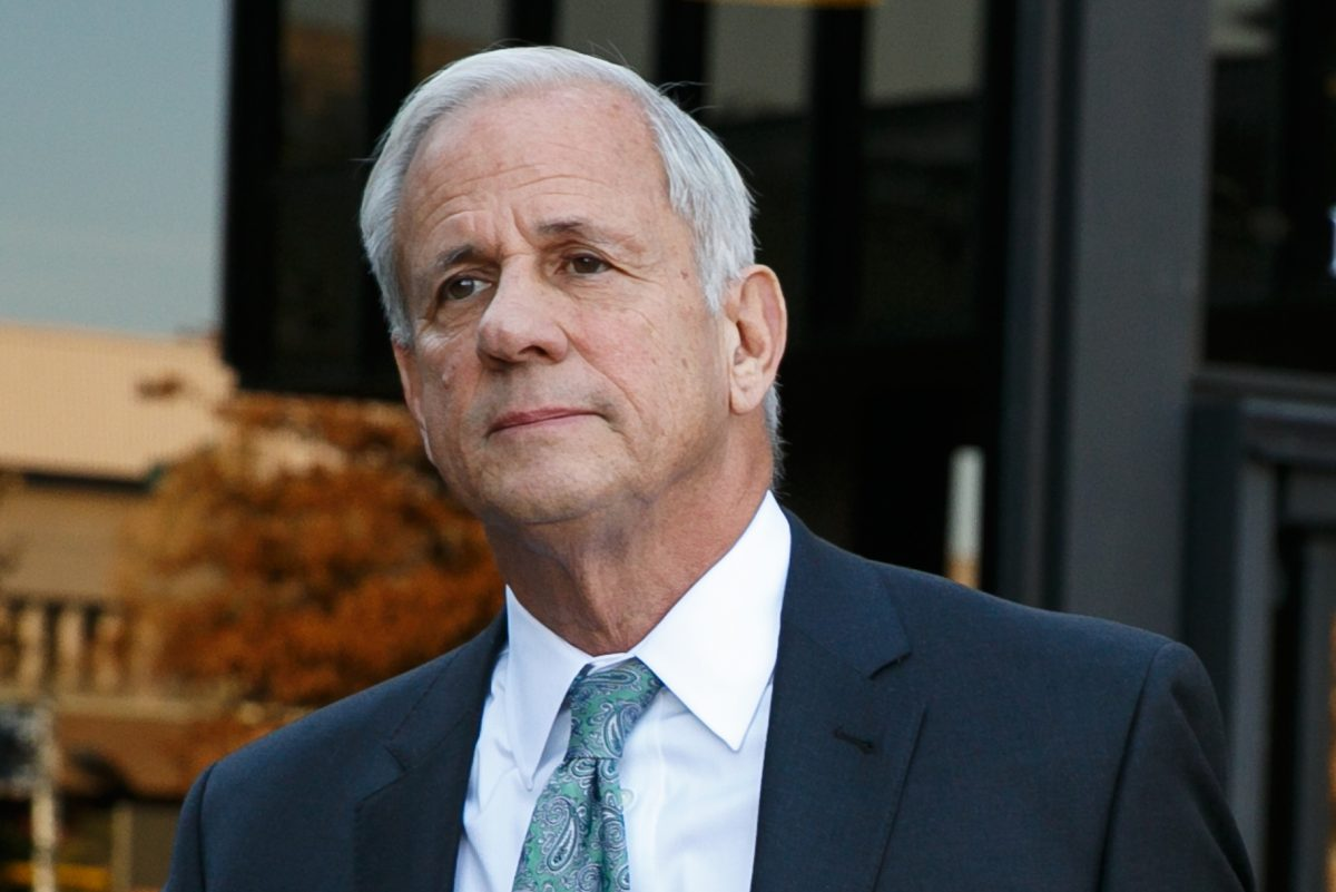 Attorney Wheeler Neff, pictured here leaving the federal courthouse in Philadelphia in November, was sentenced Friday for his role in creating many of the tactics the nation's top payday lenders used to dodge state and federal efforts to regulate their industry.