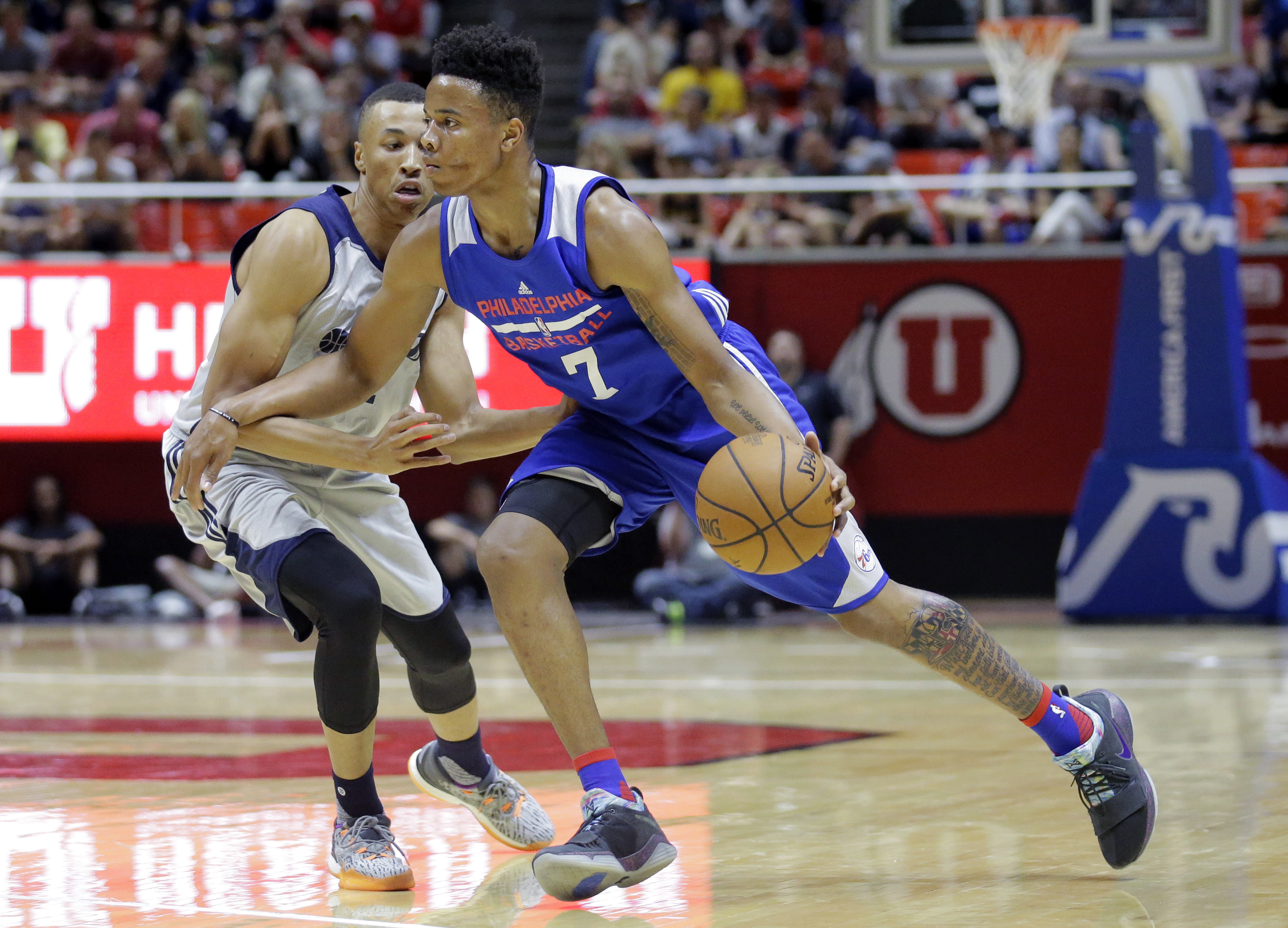 Markelle Fultz would benefit from a second season at summer league.