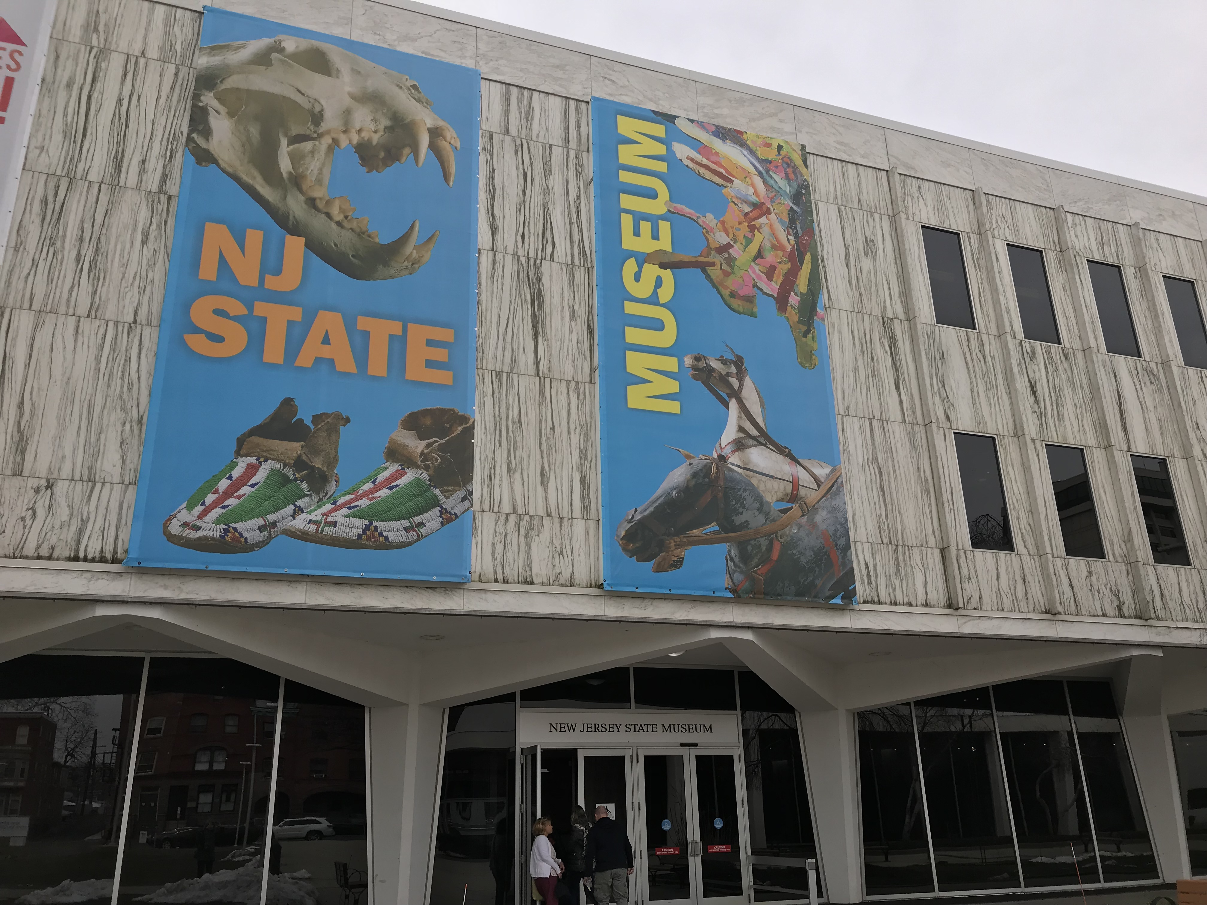 New Jersey State Museum - Some say the title Chosen Freeholder belongs there