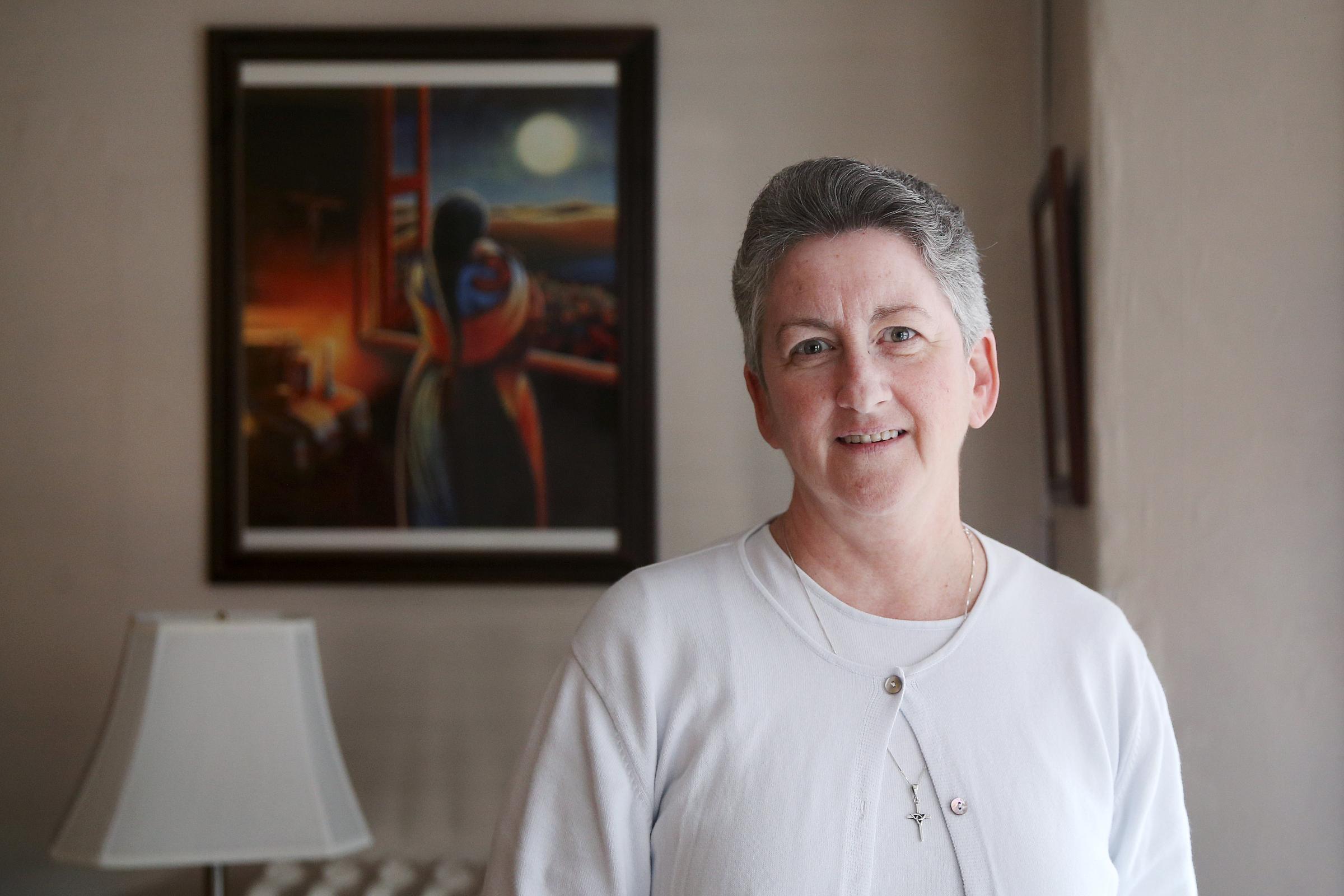 Sister Helen Cole has been working in Camden since 1991.