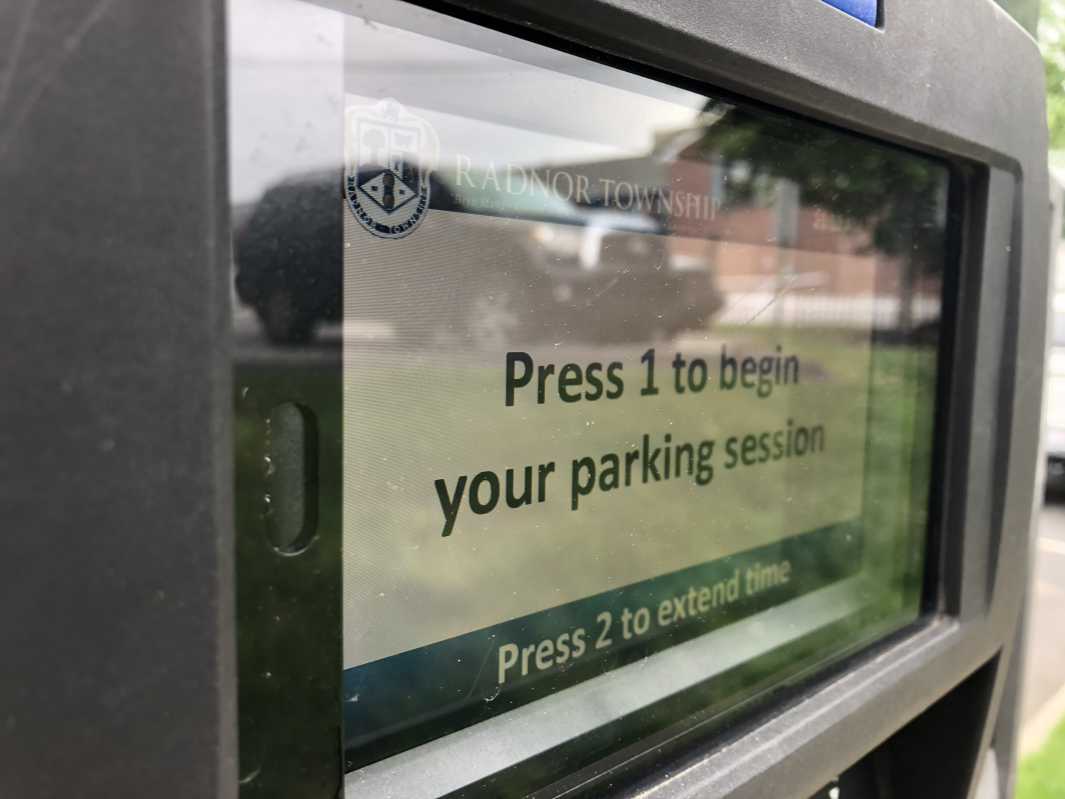 Radnor Township uses parking kiosks that ask drivers to type in their parking space numbers. Some residents get confused and end up parking for the wrong spot.