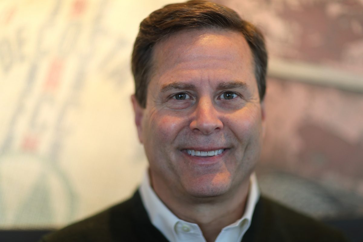 U.S. Rep. Donald Norcross, a Democrat, will face Republican Paul Dilks in November.