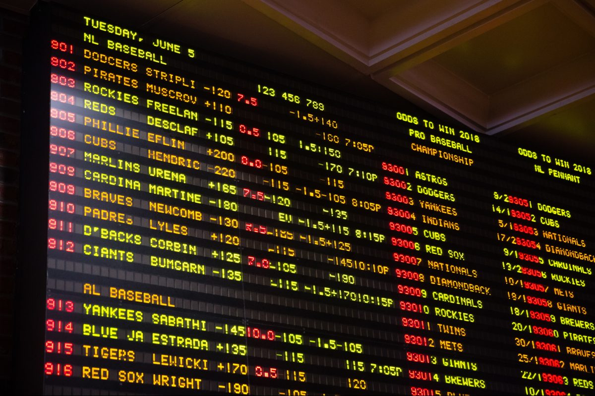 Delaware Kicks Off Full-Scale Sports Betting, a First Outside of Nevada