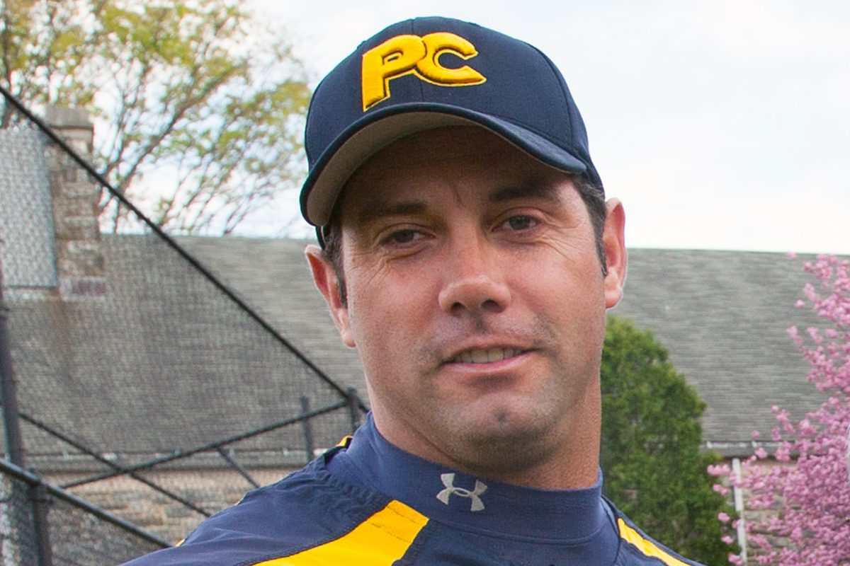 Penn Charter coach David Miller has been named head coach at La Salle University. (Courtesy of Penn Charter)