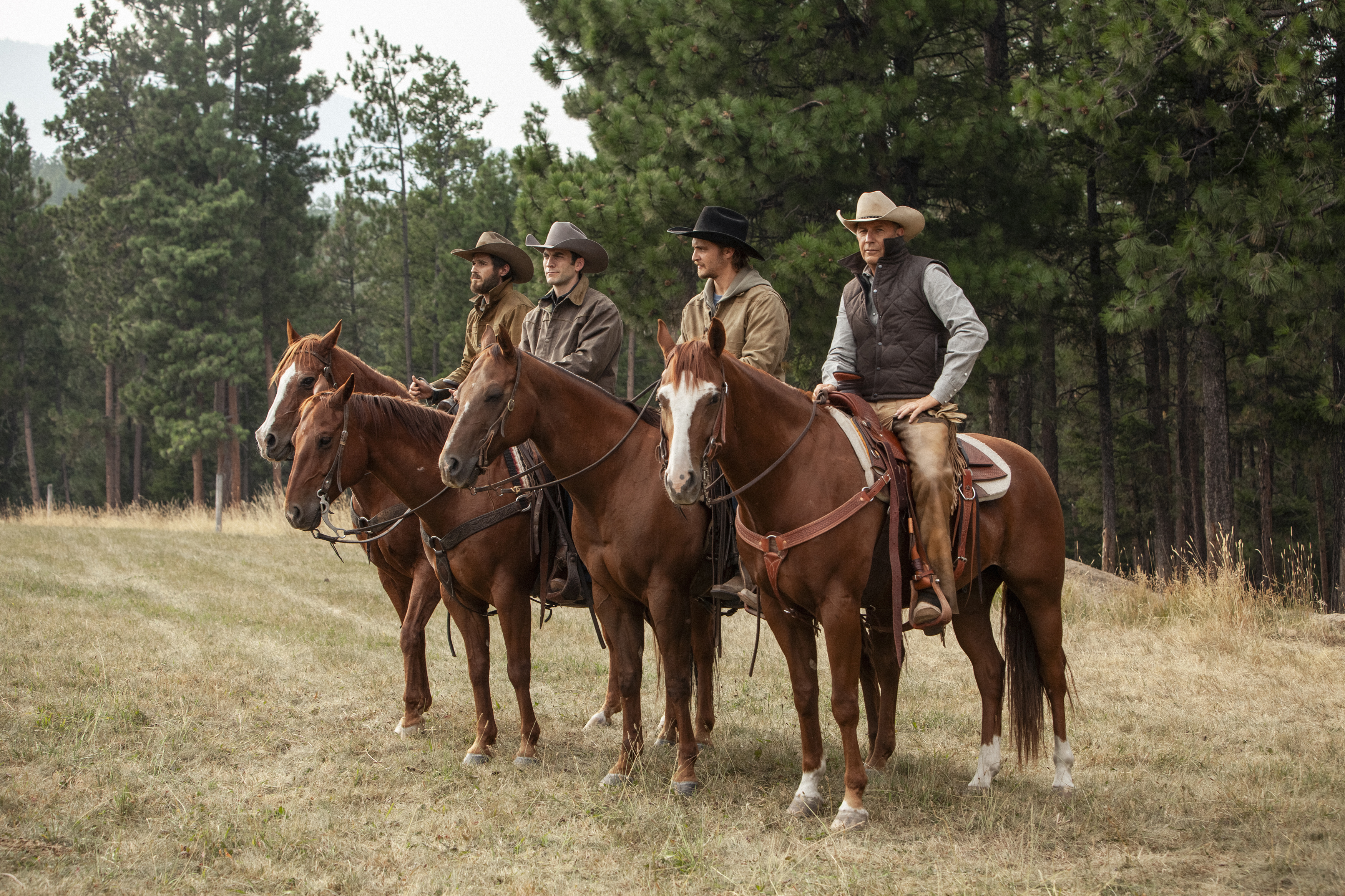 Cast of Yellowstone