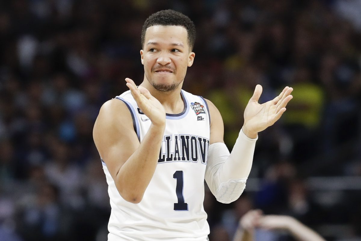 Villanova guard Jalen Brunson was the consensus national player of the year for the NCAA champs.