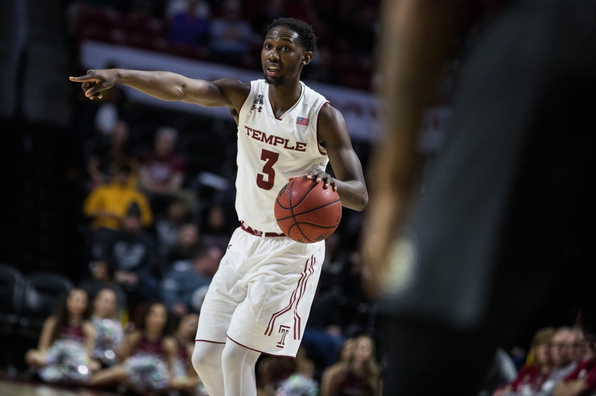 Shizz Alston Jr. and the Temple Owls will have to travel to Wichita State this year.