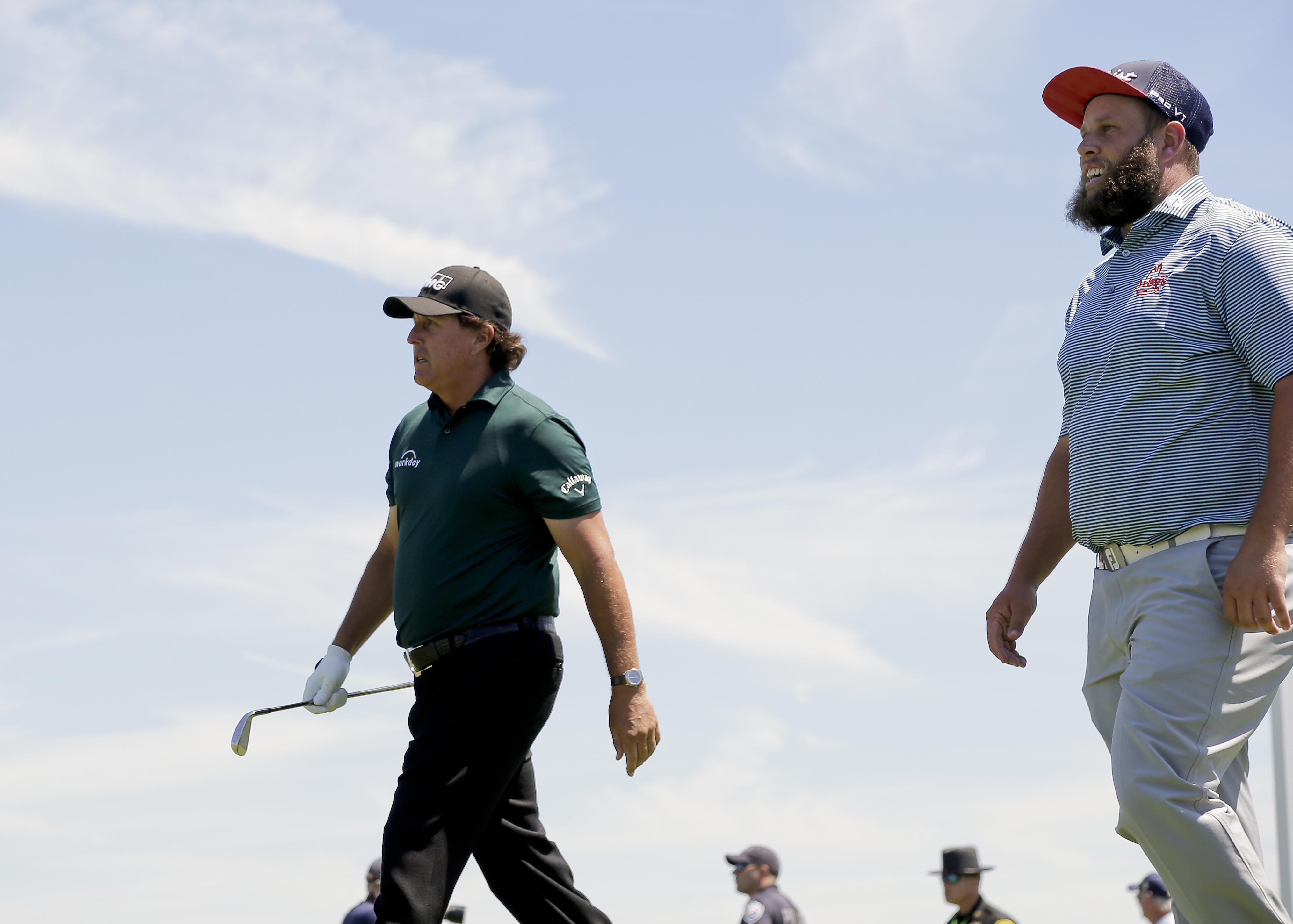 Phil should have been disqualified from the U.S. Open for breaking the rules to gain an advantage.
