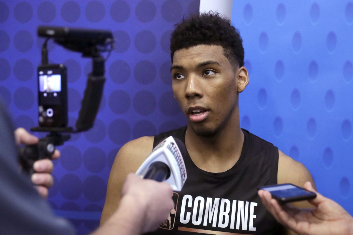 After two suspensions in two years, Allonzo Trier will have to answer a lot of questions if a team plans to take him in the draft.