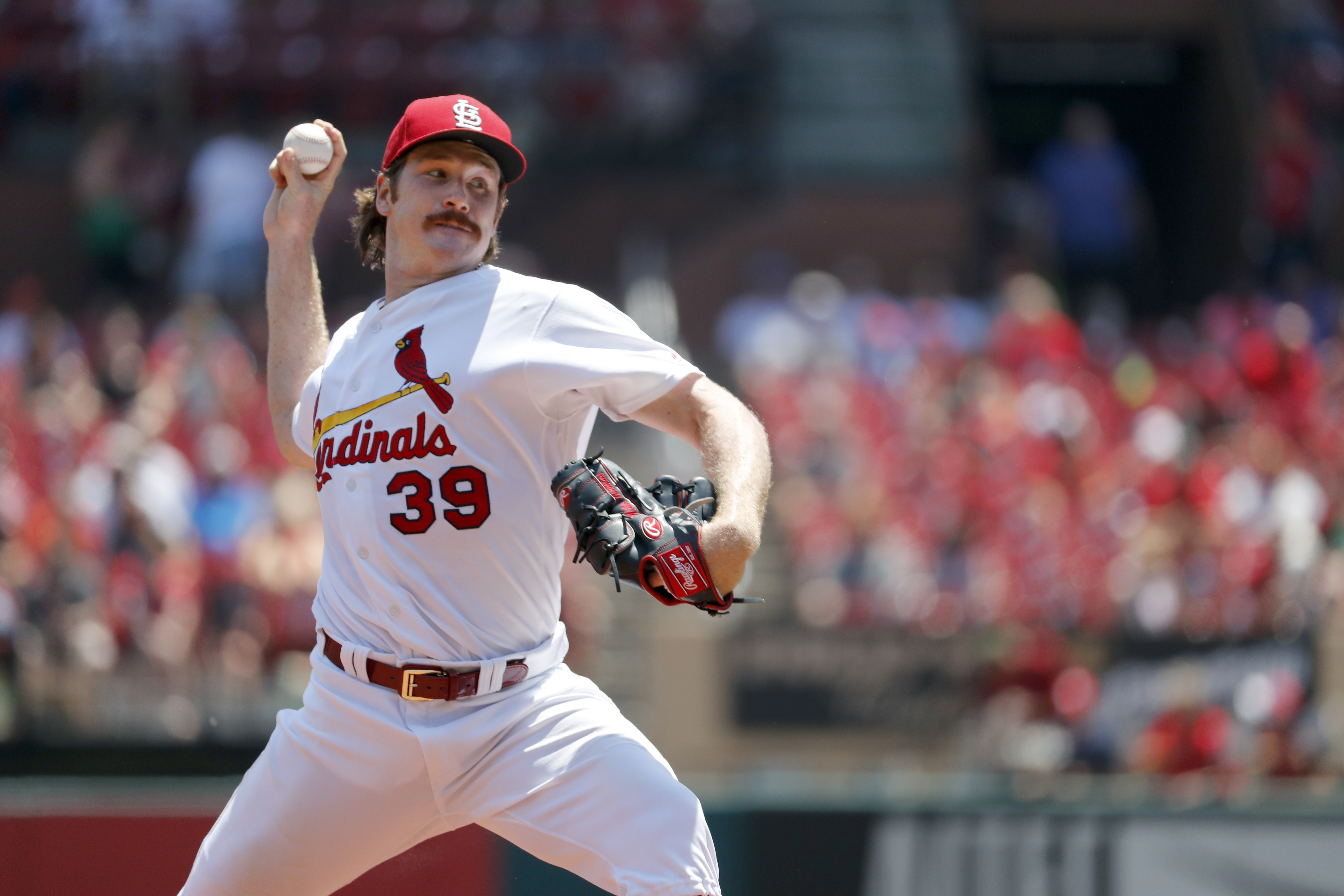 Pitcher Miles Mikolas, a gem free-agent signing for the St. Louis Cardinals, will face the Phillies tonight at Citizens Bank Park.