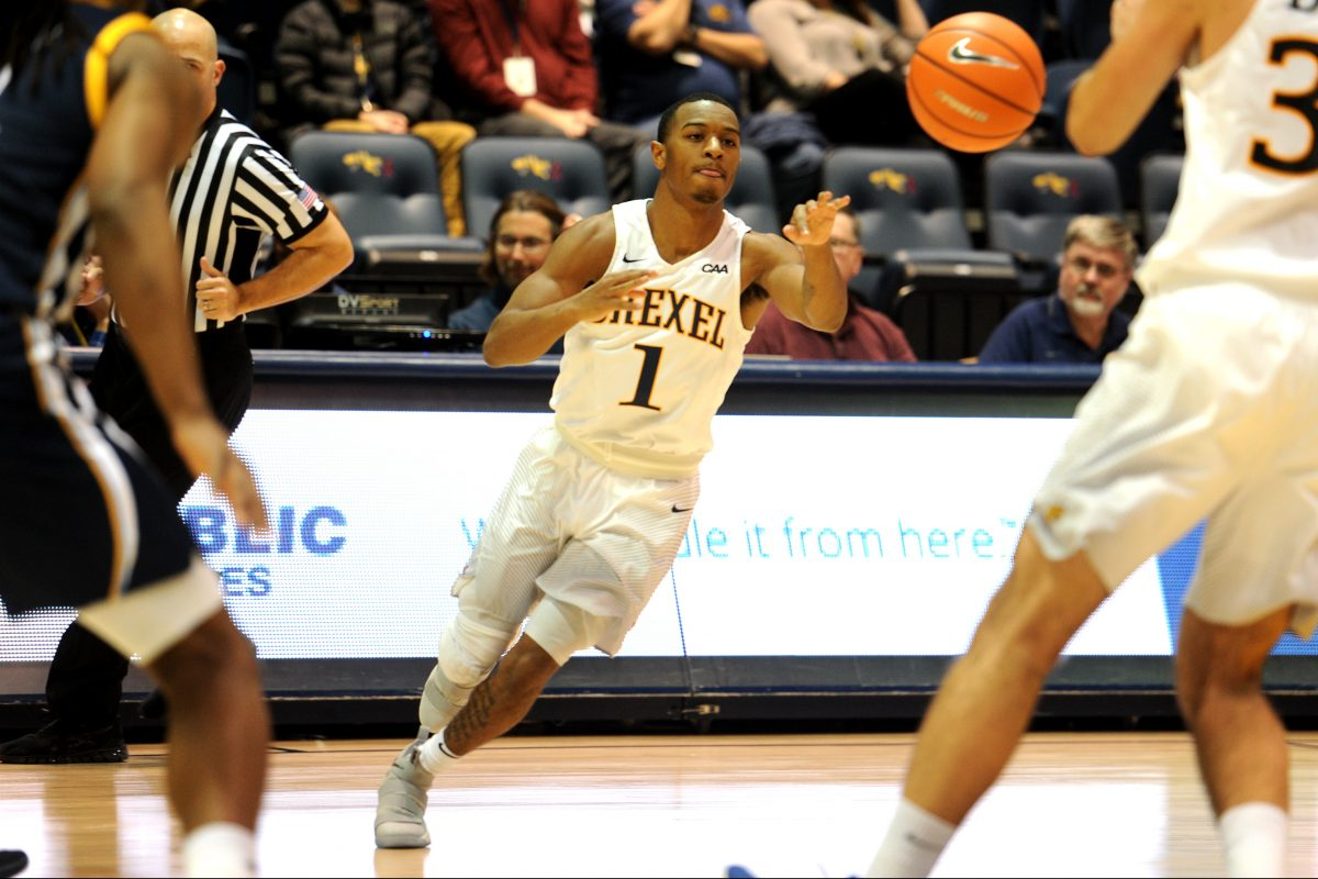 Kurk Lee and the Drexel Dragons will compete in the CAA tournament in South Carolina for just one more year.