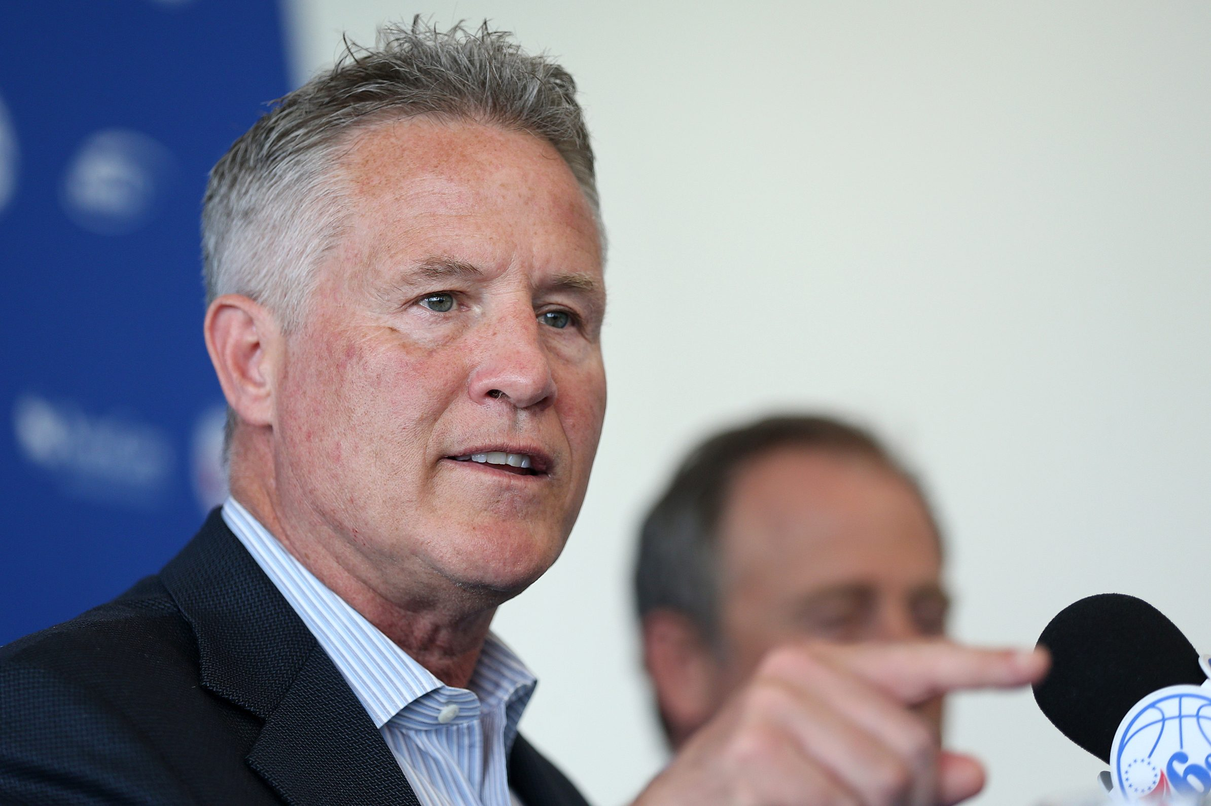 Can Brett Brown take the coach hat off long enough to make sound big-picture decisions?