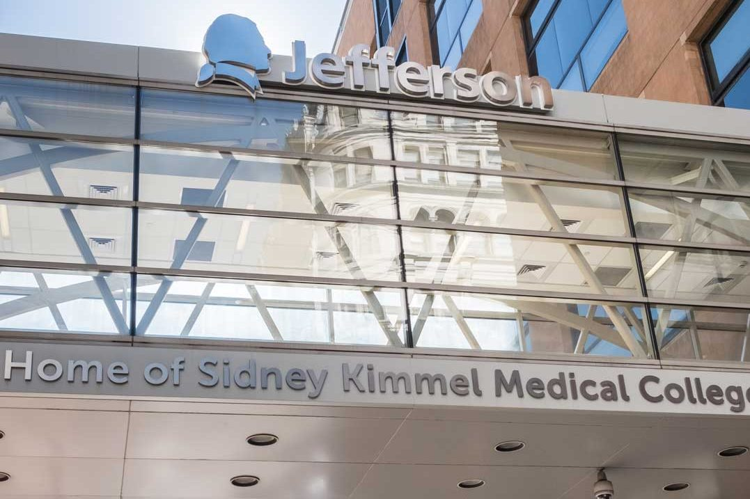 Thomas Jefferson University took a $125,000 donation for the Lambert Center for the Study of Medicinal Cannabis and Hemp from an aspiring marijuana grower.