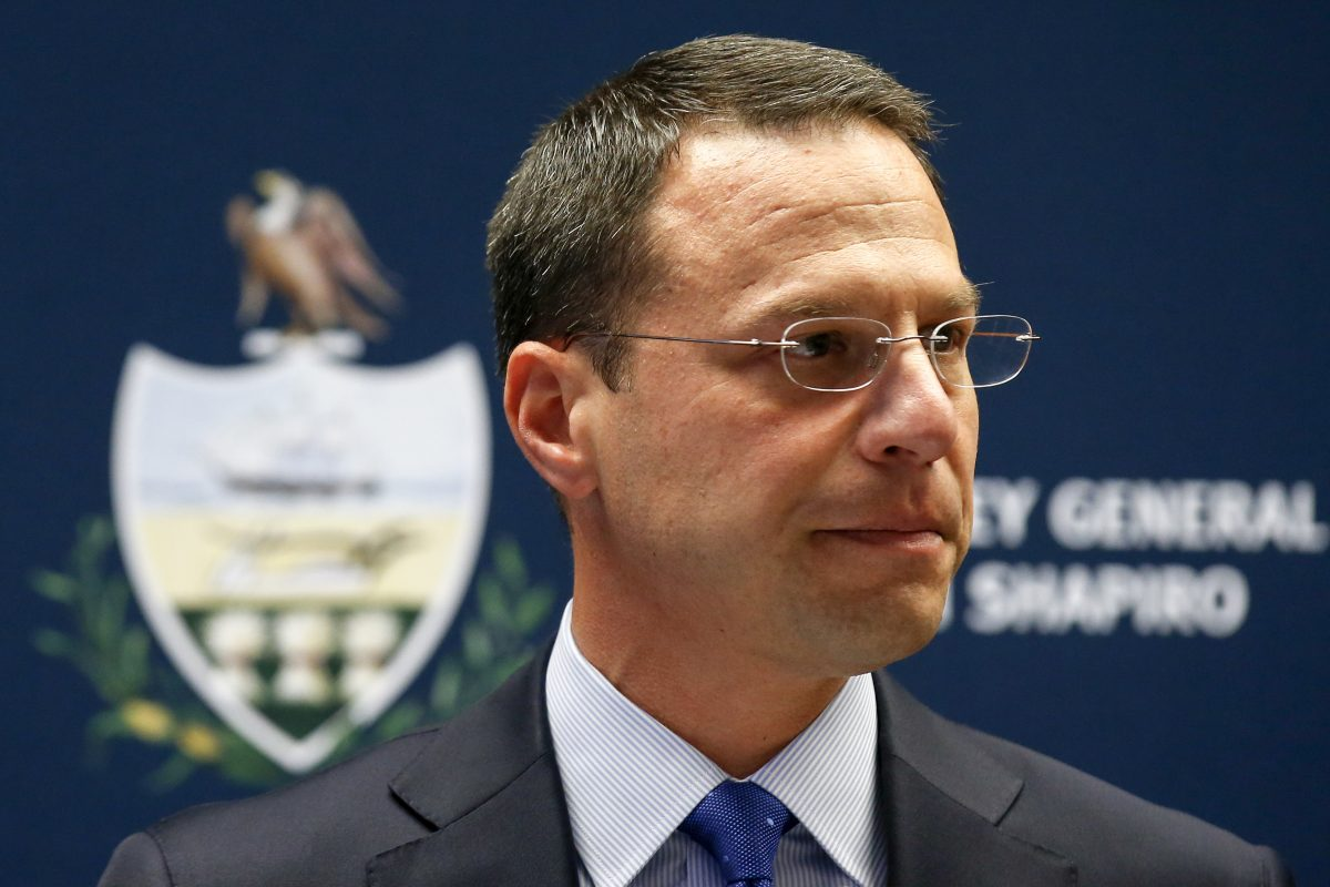 """Pennsylvania Attorney General Josh Shapiro said in a statement Wednesday: """"My legal team and I will continue fighting tirelessly to make sure the victims of this abuse are able to tell their stories and the findings of this investigation are made public to the people of Pennsylvania."""""""