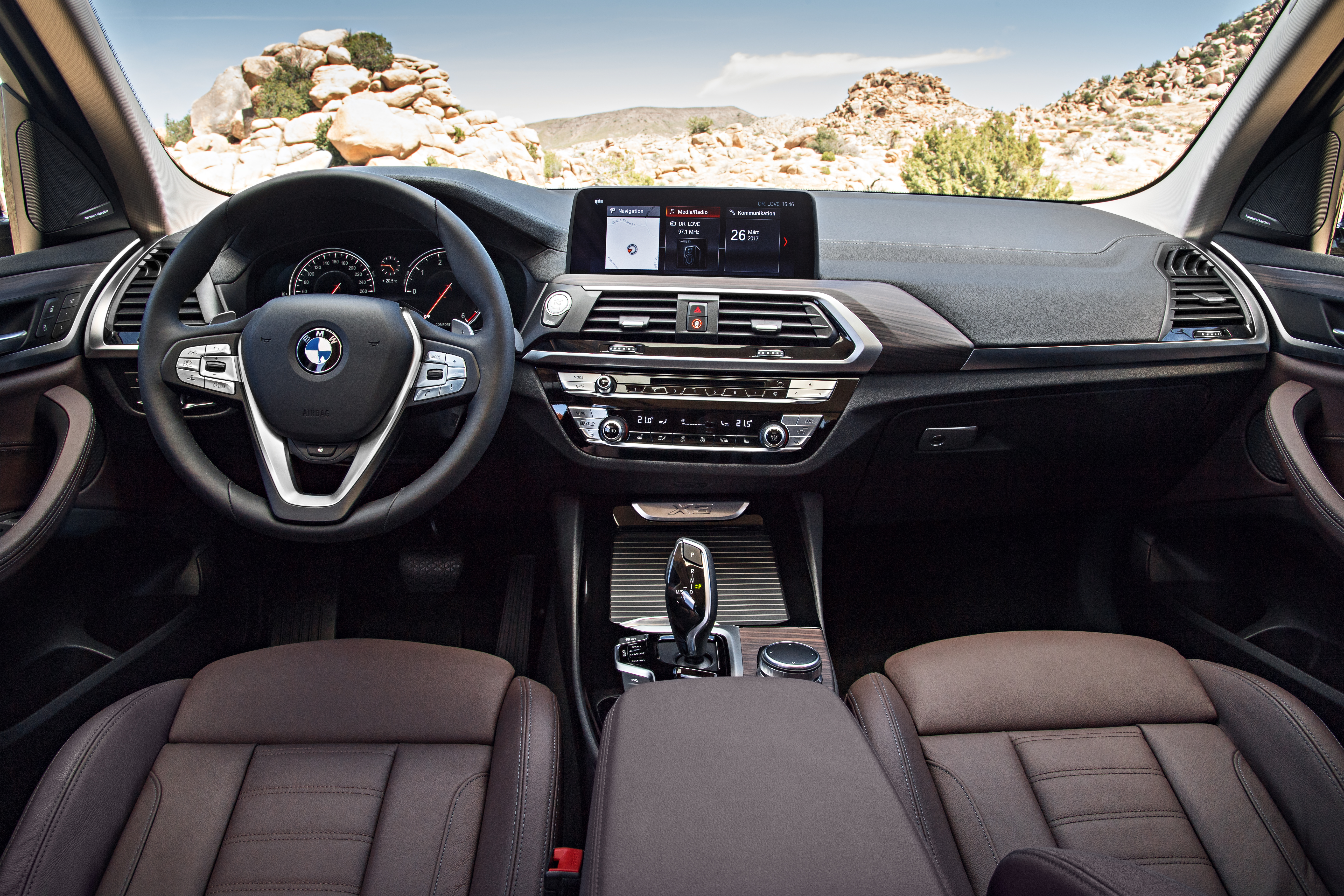 BMW didn't miss with its interior improvements – the classic look and divine materials remain, while the infotainment interface just keeps getting better.